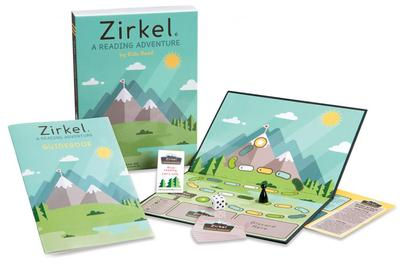 Zirkel - A Reading Adventure Game produced by Kids Read